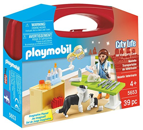 Playmobil Veterinaria- Playset