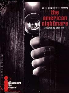The American Nightmare Affiche du film Poster Movie Le cauchemar américain (27 x 40 In - 69cm x 102cm) Style A