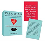 Talk to Me Like I'm Someone You Love: Relationship Repair in a Flash: 64 Flash Cards for Real Life (Tarcher Inspiration Cards)