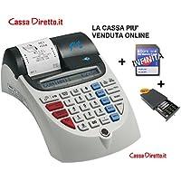 REGISTRATORE DI CASSA MCT RCH FLEA + MMC DGFE INFINITO + CASSETTO