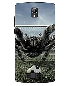LYF WIND 3 Printed Back Cover By Case Cover