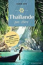 La Thaïlande pas chère de ouvrage collectif