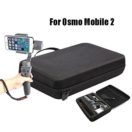 Anbee Borsa a tracolla con custodia rigida Scatola di immagazzinaggio per fotocamera Gimbal portatile DJI Osmo Mobile 2
