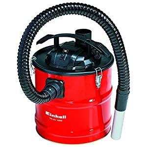 Einhell 2351650 Aspirador con Filtro Integrado Chimeneas TC-AV Potencia 1200 w, 240 V, Rojo