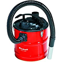 Einhell TC-AV 1200 - Aspirador con filtro integrado para chimeneas (1200 W, diámetro de manguera de 38 mm)