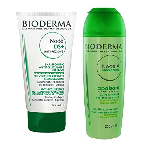 Bioderma Node Pack Ds Shampoo + Node A Shampoo