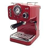 Per chi desidera prepararsi il caffè in casa nella maniera tradizionale utilizzando il caffè macinato (in polvere), In dotazione anche il filtro per l'uso delle cialde, La pompa può fornire una pressione potente di 15 bar per un gusto ricco, ...