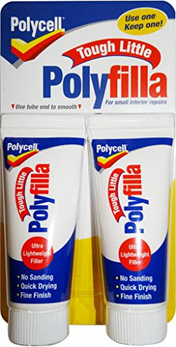 Polycell Tough Little Polyfilla Standard 20ml Test