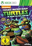 Teenage Mutant Ninja Turtles - Die Gefahr des Ooze-Schleims - [Xbox 360]