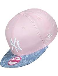 New Era Mujeres Gorras / Gorra Snapback Denim Bloom NY Yankees