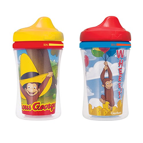 nuk-gerber-graduates-curious-george-insulated-hard-spout-sippy-cup-9-ounce-by-nuk
