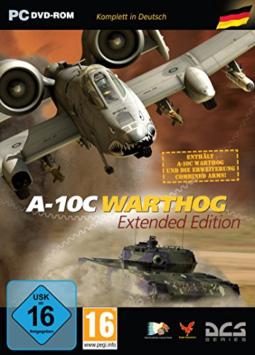 DCS: A-10C Warthog Extended Edition (PC)