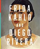 Front cover for the book Frida Kahlo and Diego Rivera: From the Jacques and Natasha Gelman Collection by Nicholas Chambers