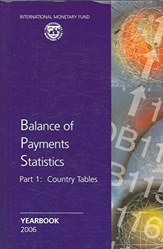 [Balance of Payments Statistics Yearbook] (By: International Monetary Fund) [published: January, 2007]