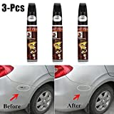Best Car Scratch Removers - Fansport 3PCS Scratch Pens Touch-up Fixing Scratch Remover Review