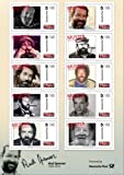 Bud Spencer Briefmarken / Stamps 2017 10er Bogen a' 1,45 €