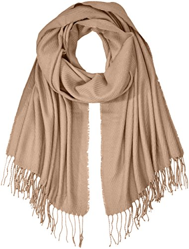 PIECES Damen Schal Pckial Long Scarf Noos, Braun (Ginger Snap), One Size