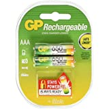 GP Pile rechargeable AAA Micro HR 03 NiMH 1,2 V 650 mAh (Import Allemagne)