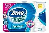 Zewa Wisch&Weg Sparblatt Küchenrollen (4 Rollen x je 74 Blatt) -