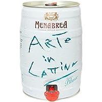 MENABREA, Birra Pils In Fustino - 5000 ml