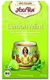 10 x Yogi Tee BIO Lemon Mint (=10er Pack) (frachtfreie Lieferung innerhalb Deutschlands)