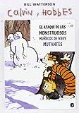 El ataque de los monstruosos muñecos de nieve mutantes (Súper Calvin y Hobbes 8) (SÚPER HUMOR)