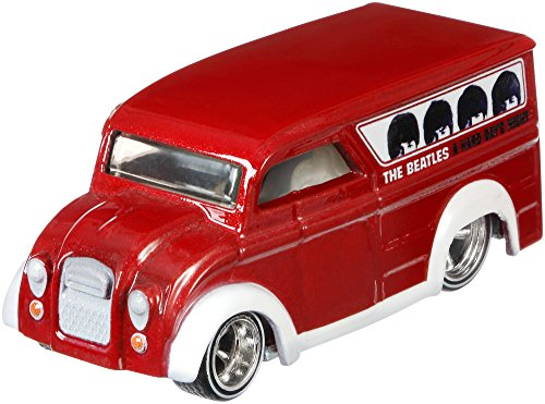 ferngesteuerte hot wheels Hot Wheels DLB45 The Beatles Dairy Delivery DWH33-4B10 .