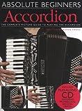 Absolute Beginners Accordion Bk/Cd