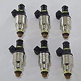 6 x Tuning Einspritzdüsen 440cc Turbo hochwertig Injector Fuel