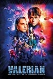 Valerian and The City of 1000 Planets Poster One Sheet (61cm x 91,5cm)