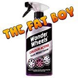 "Wonder Wheels - Detergente per ruote""The Fat Boy"", 1 l, con tecnologia cambia colore"