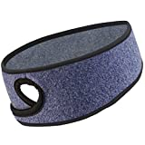 TrailHeads Goodbye Girl Ponytail Headband (Women's) - denim/black