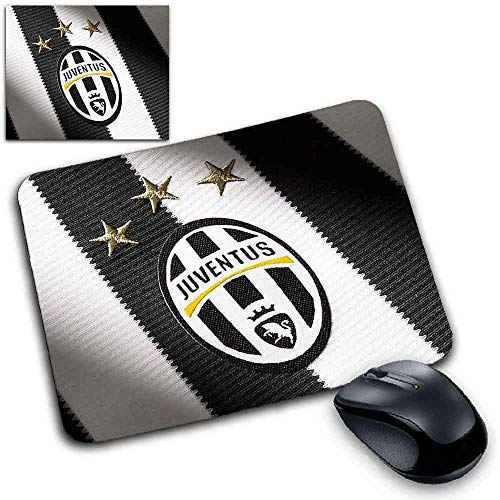 Mauspad, personalisierbar sp 2 mm Juventus Juve Bianconeri Dybala Trikot -
