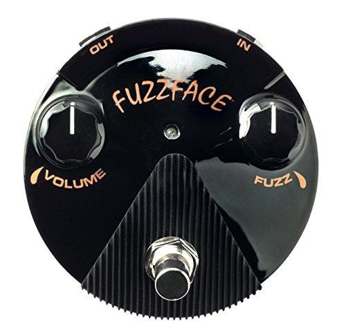 DUNLOP FFM4 Fuzz Face MINI FIRMA JOE BONAMASSA eléctrico efectos de guitarra Distorsión - sobremarcha - fuzz ...