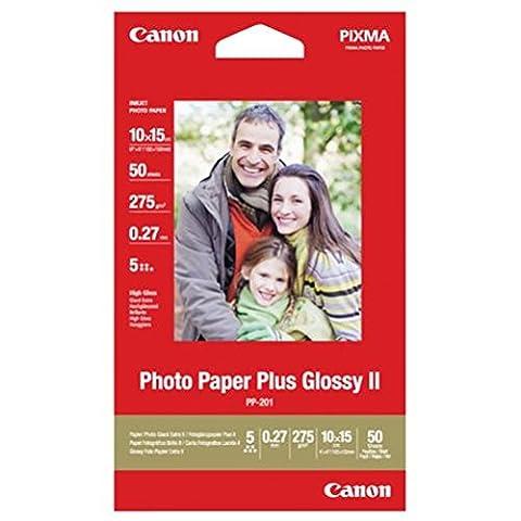 Canon PP-201 Pack de 50 feuilles de papier photo ultra