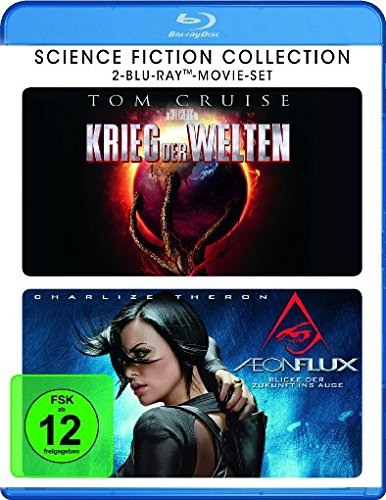 Science Fiction Collection [Blu-ray] (Tom Cruise Collection Blu-ray)