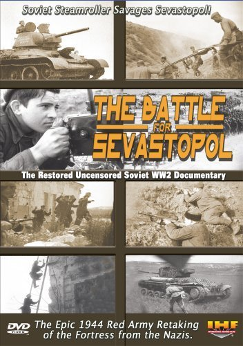 Battle For Sevastopol DVD by Red Army
