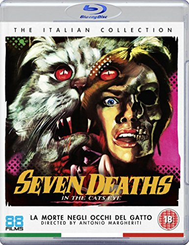 Seven Deaths in the Cats Eye [Edizione: Regno Unito]