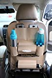 #10: R&M Multi Storage/3D Travel Storage ( Cream) Car Organizer