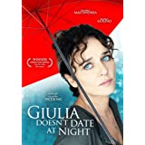 Giulia Doesnt Date at Night