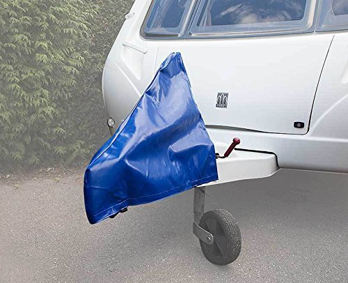 Used, Delux caravan A frame towing hitch cover. waterproof for sale  Delivered anywhere in UK