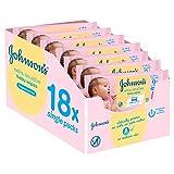Johnsons Baby Extra Senstive 18X56 Packs
