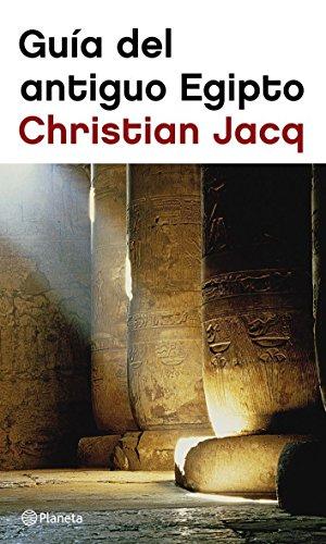 Guia del Antiguo Egipto por Christian Jacq