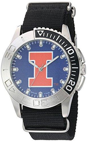 game-time-hommes-de-quartz-starter-en-mtal-et-en-nylon-montre-automatique-couleur-noir-modle-col-sta