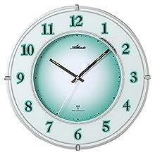 Atlanta 4299 Radio-Controlled Wall Clock