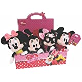 Disney Minnie Mouse – I Love Minnie – Figura de peluche, surtidos, 1 pieza