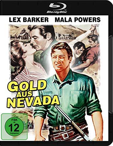Gold aus Nevada (Yellow Mountain) [Blu-ray]