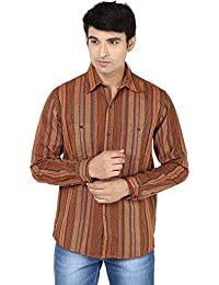 Reevolution Men's Cotton Shirts (MSST310233B)