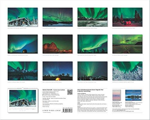 AURORA BOREALIS - Faszinierendes Nordlicht - Original Stürtz-Kalender 2017 - Großformat-Kalender 60 x 48 cm: Alle Infos bei Amazon