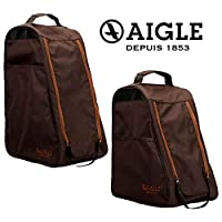 Aigle boot bag - wellington boot or ankle boot carrier - waterproof shoe bag